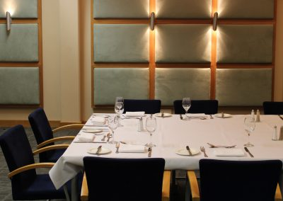 Conference Room dinner boardroom