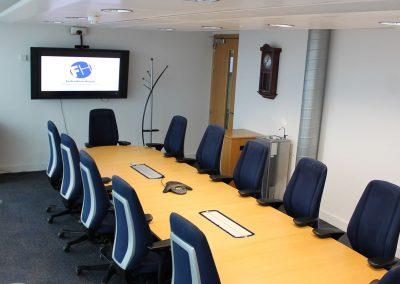 CCC boardroom